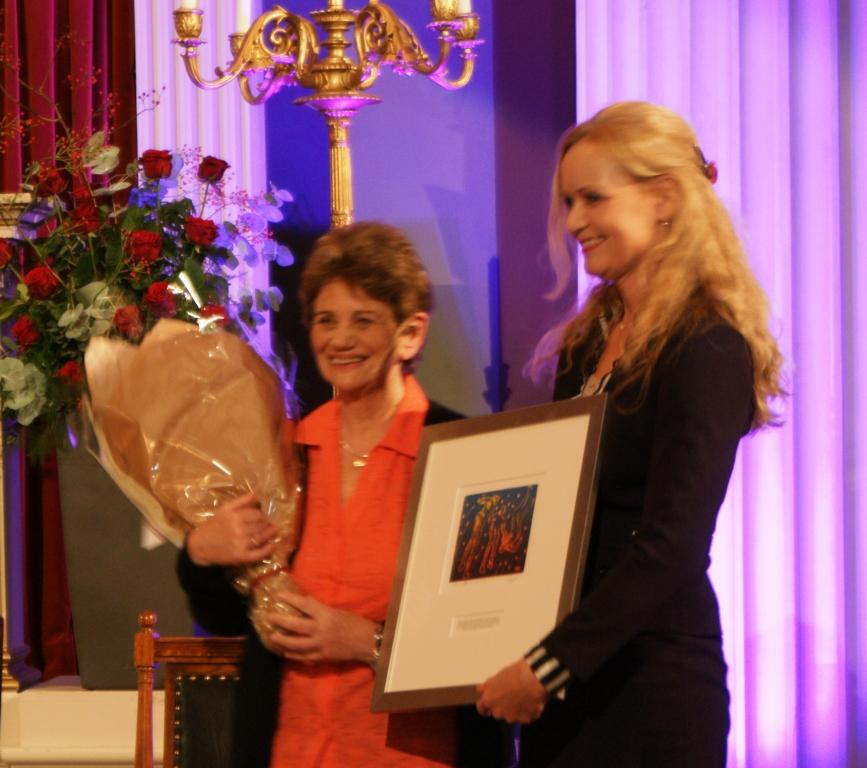 EATIP Co-Founder Receives Prestigious Norwegian Award