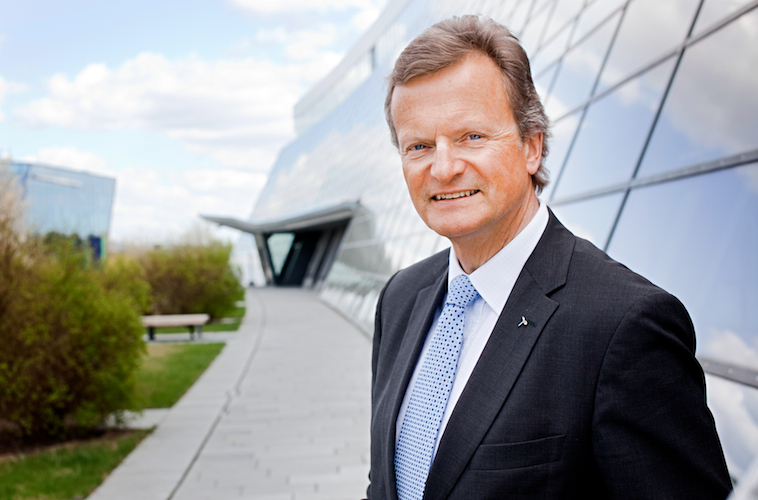 Jon Fredrik Baksaas, CEO and President, Telenor