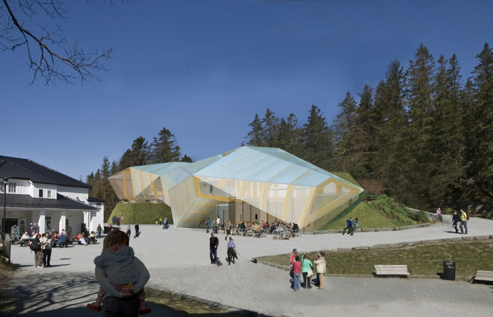 Magnificent International Interest around New Norwegian Tourist Attraction
