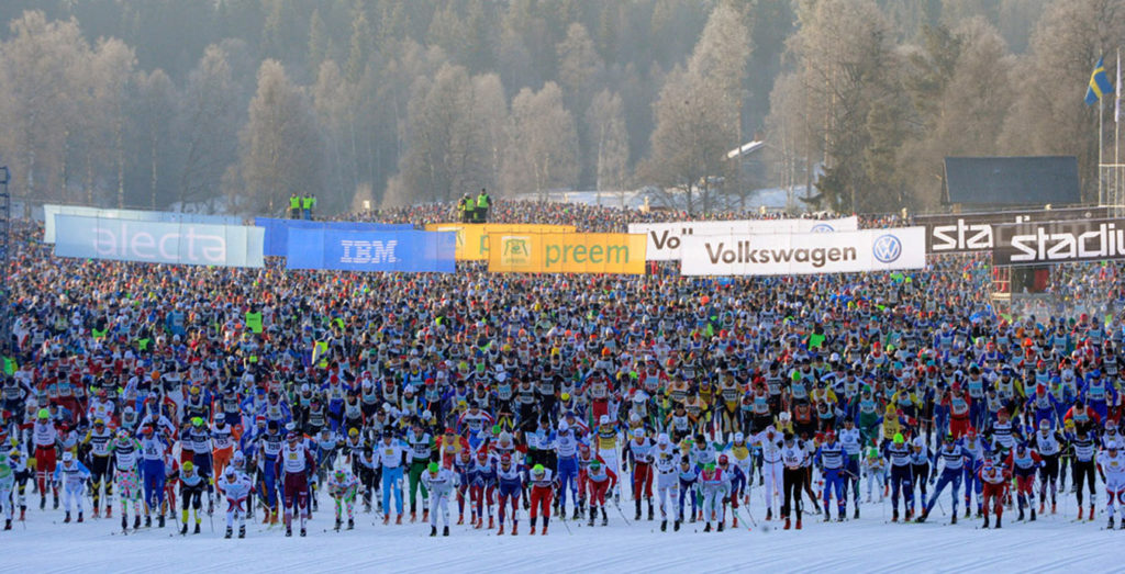 The World's Greatest Skiing Competition