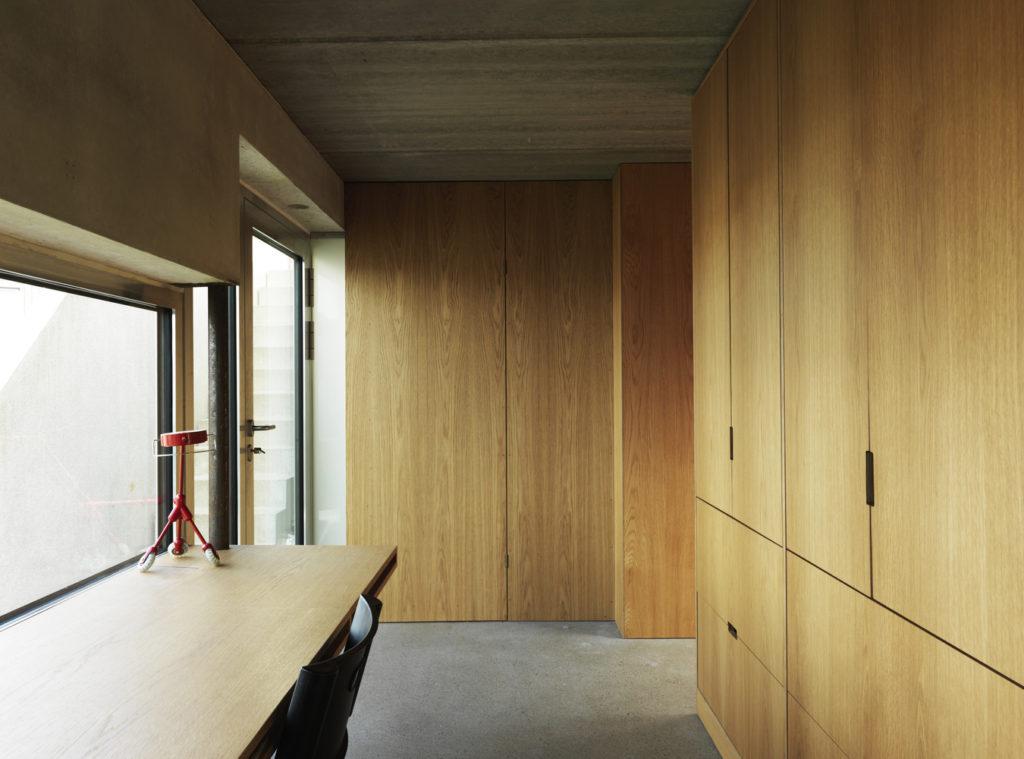 Prefabricated Concrete Norwegian Villa