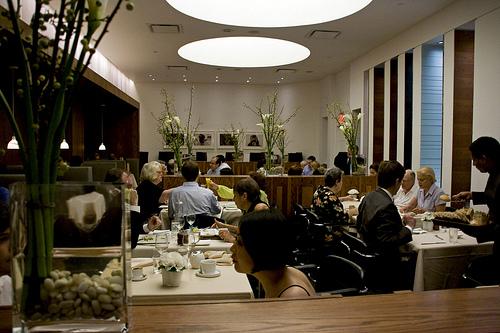 Scandinavian eating in New York City