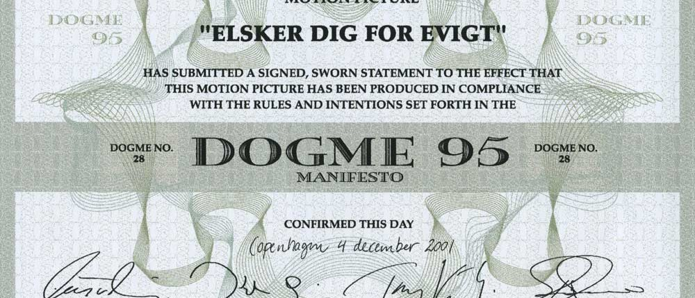 Art and culture in Denmark - dogme-95