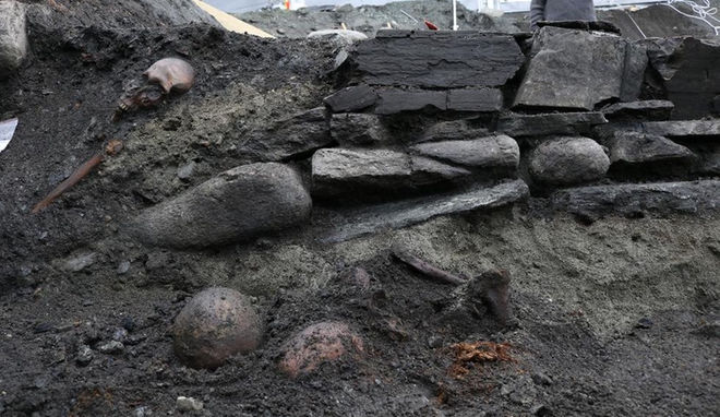 Viking king shrine confirms Norwegian Viking saga