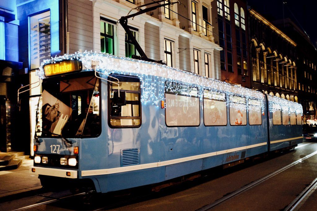 Christmas Mood in Oslo