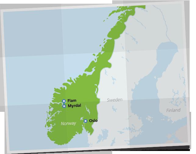 World Famous Norwegian Attraction