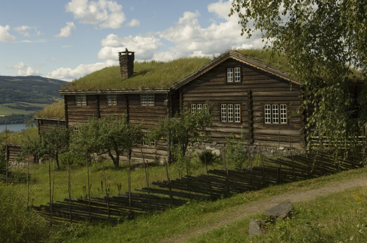 Norway's largest open-air museum outside of Oslo,