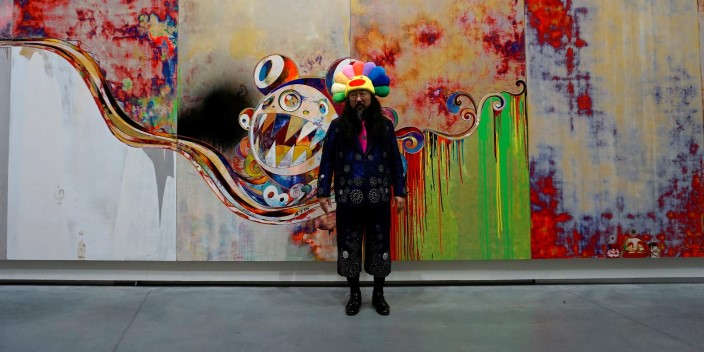 First Time Exhibit in Scandinavia by Controversial Japanese Artist
