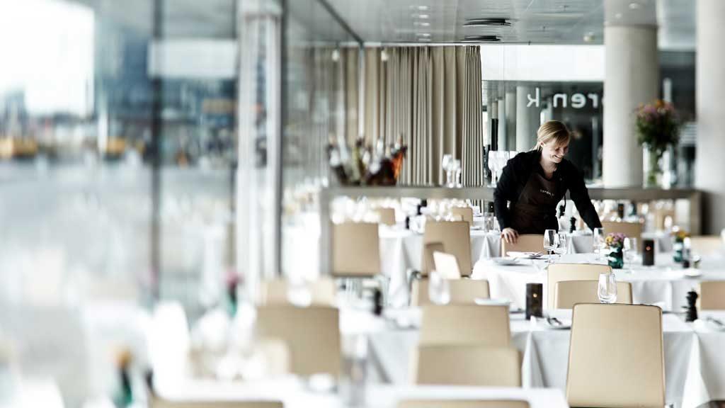 Restaurant Søren K in Copenhagen