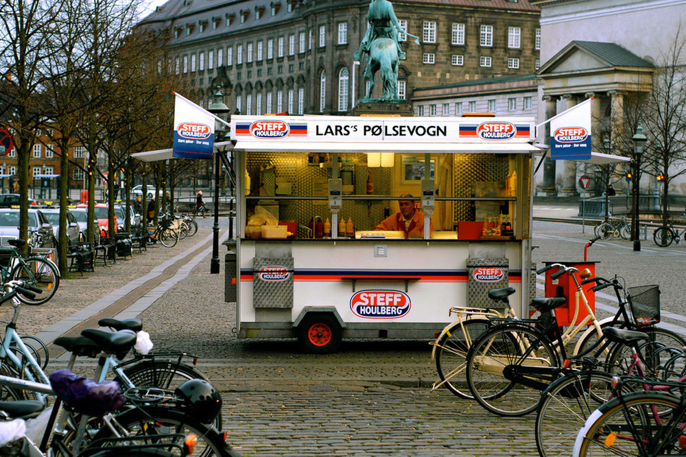 Food and Drink in Denmark