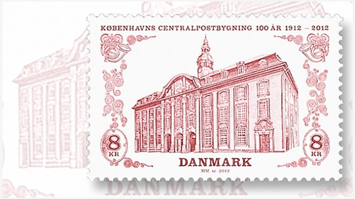 Classical Post Office in Copenhagen will be converted into Luxury Hotel