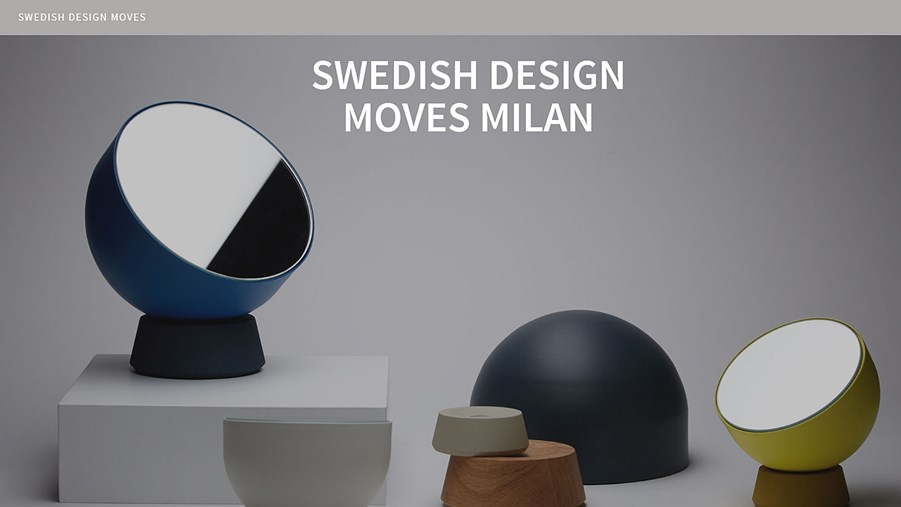 Swedish Design Goes Milan