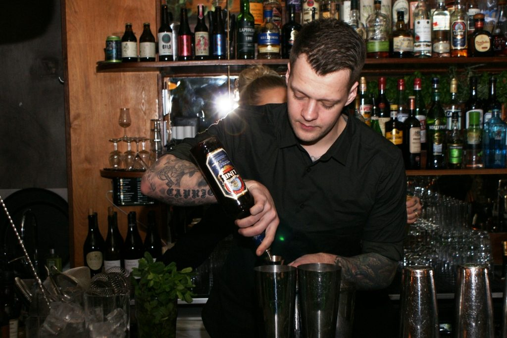 Selected Cocktail Bars in Oslo